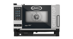 Unox 3 GN 1/1 Cheftop Kombiugn Self-Cooking EL