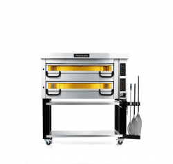 PizzaMaster PM722 4-4 pizzor
